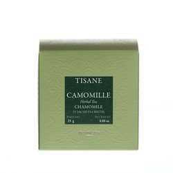 Boite 25 infus. tisane camomille